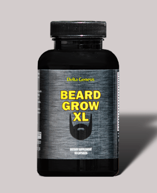 a comparison for the best beard growth products in the market