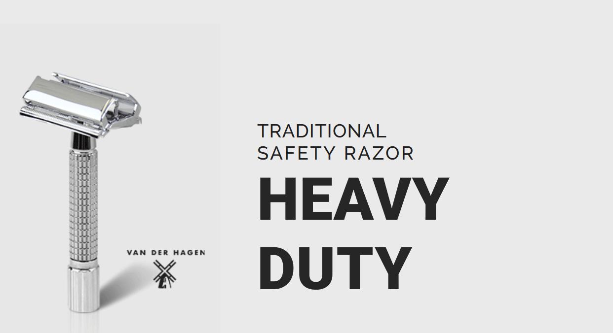 an indepth Van Der Hagen Safety Razor Review
